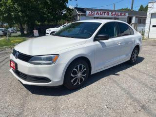 Used 2012 Volkswagen Jetta Accident Free/Automatic/Htd Seats/Comes Certified for sale in Scarborough, ON