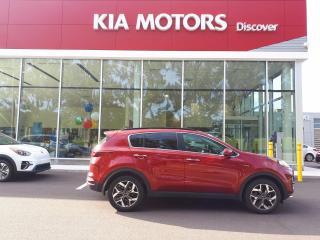Used 2020 Kia Sportage EX for sale in Charlottetown, PE