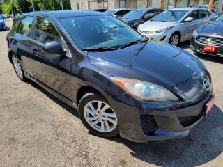 Used 2012 Mazda MAZDA3 GS/6SP/ROOF/LOADED/ALLOYS++ for sale in Scarborough, ON