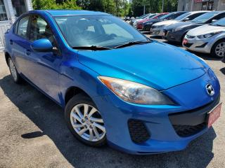 Used 2012 Mazda MAZDA3 GS/AUTO/HEATED SEATS/BLUETOOTH/LOADED/ALLOYS++ for sale in Scarborough, ON