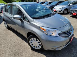 Used 2015 Nissan Versa Note SV/AUTO/LOADED/BLUETOOTH/LOADED/CLEAN CAR FAX for sale in Scarborough, ON