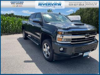 Used 2018 Chevrolet Silverado 2500 HD High Country Teen Driver   Remote Vehicle Start   Wireless Charging   Bose Speakers for sale in Wallaceburg, ON