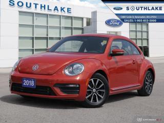 Used 2018 Volkswagen Beetle 2.0 TSI Trendline for sale in Newmarket, ON