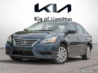 Used 2013 Nissan Sentra 1.8 S for sale in Hamilton, ON