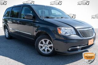 Used 2012 Chrysler Town & Country Touring SOLD AS TRADED, YOU CERTIFY, YOU SAVE!!! for sale in Barrie, ON