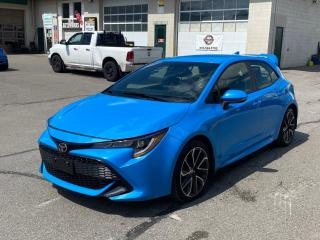 Used 2019 Toyota Corolla Hatchback CVT for sale in Caledon, ON