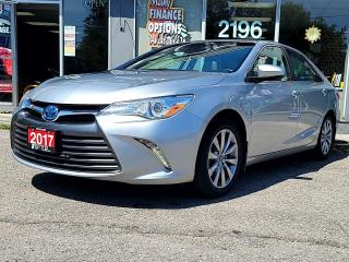 Used 2017 Toyota Camry HYBRID 4DR SDN XLE for sale in Bowmanville, ON