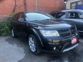 Used 2012 Dodge Journey R/T Rallye for sale in Scarborough, ON