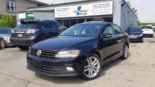 Used 2017 Volkswagen Jetta HIGHLINE for sale in Etobicoke, ON