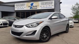 Used 2016 Hyundai Elantra GL for sale in Etobicoke, ON