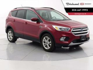 Used 2017 Ford Escape SE AWD    Locally Owned   Power Liftgate   Dual Climate Control   Touchscreen   for sale in Winnipeg, MB
