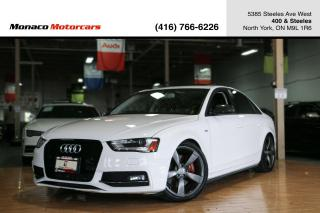 Used 2015 Audi A4 KOMFORT PLUS - SLINE|BACKUP|QUADEXHAUST|RS4GRILL for sale in North York, ON