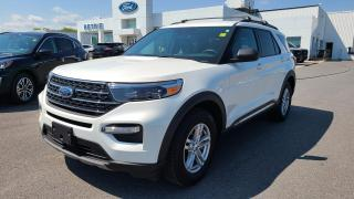 Used 2020 Ford Explorer XLT - AWD, REMOTE START, HEATED LEATHER for sale in Kingston, ON