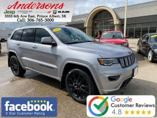 Used 2020 Jeep Grand Cherokee Altitude *Low Km/Trailer Tow* for sale in Prince Albert, SK