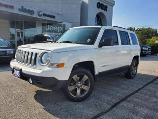 Used 2015 Jeep Patriot Sport/North for sale in Sarnia, ON