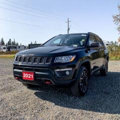 New 2021 Jeep Compass Trailhawk for sale in Kapuskasing, ON