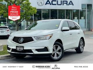 Used 2019 Acura MDX SH-AWD for sale in Markham, ON