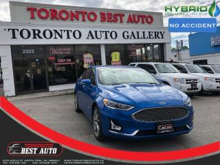 Used 2019 Ford Fusion Hybrid Titanium FWD for sale in Toronto, ON
