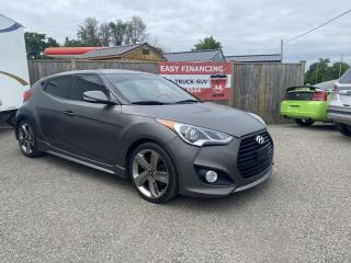 Used 2013 Hyundai Veloster Base for sale in Brantford, ON