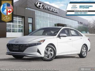 New 2021 Hyundai Elantra Essential IVT  - $123 B/W for sale in Brantford, ON