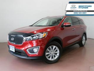 Used 2016 Kia Sorento 1 OWNER | BLUETOOTH | HTD SEATS  - $108 B/W for sale in Brantford, ON