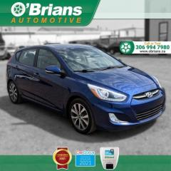 Used 2015 Hyundai Accent GLS w/Heated Seats, Air Conditioning, Park Assist for sale in Saskatoon, SK