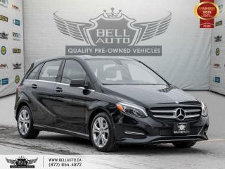 Used 2017 Mercedes-Benz B-Class B 250 Sports Tourer, AWD, Navi, RearCam, Pano, NoAccident for sale in Toronto, ON