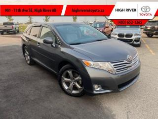 Used 2010 Toyota Venza 4DR WGN V6 AWD 4DR WGN V6 AWD for sale in High River, AB