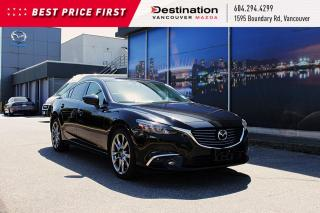 Used 2016 Mazda MAZDA6 GT - local, fully loaded, no accidents reported! for sale in Vancouver, BC