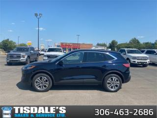 New 2021 Ford Escape SEL AWD for sale in Kindersley, SK