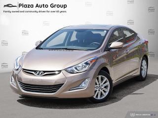 Used 2015 Hyundai Elantra Sport Appearance for sale in Orillia, ON