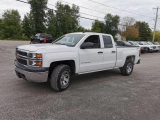 Used 2014 Chevrolet Silverado 1500 Work Truck 2WT for sale in Madoc, ON