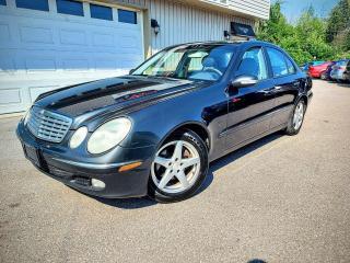 Used 2003 Mercedes-Benz E-Class E320 for sale in Orillia, ON