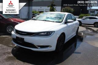 Used 2016 Chrysler 200 C for sale in Nanaimo, BC