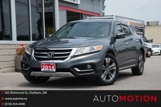 Used 2014 Honda Accord Crosstour EX-L for sale in Chatham, ON
