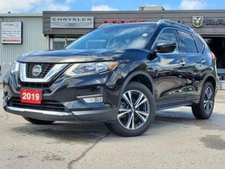Used 2019 Nissan Rogue PANO ROOF   360 CAM   AWD   HEATED SEATS for sale in Listowel, ON