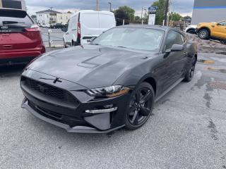 New 2021 Ford Mustang COUPE FASTBACK ECOBOOST PREMIUM for sale in Cornwall, ON