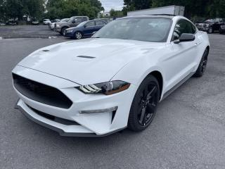 New 2021 Ford Mustang COUPE FASTBACK ECOBOOST for sale in Cornwall, ON