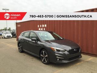 Used 2019 Subaru Impreza SPORT TECH, WRX, AWD, LEATHER for sale in Edmonton, AB