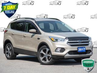 Used 2017 Ford Escape SE Convenience Package    |    Navigation    |    2.0 Liter 4 Cylinder for sale in St Catharines, ON