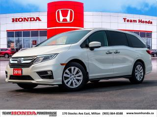 Used 2018 Honda Odyssey LX for sale in Milton, ON