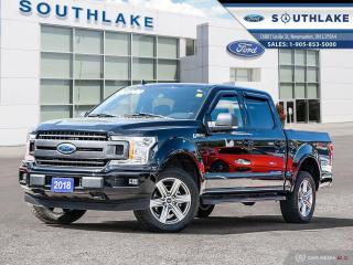 Used 2018 Ford F-150 XLT 3.5L|CREW|SPORT for sale in Newmarket, ON