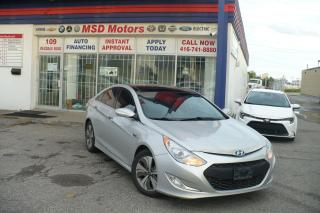 Used 2014 Hyundai Sonata Limited w/Technology Pkg for sale in Toronto, ON