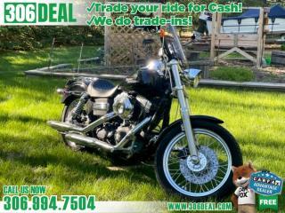 Used 2008 Harley Davidson Dyna for sale in Warman, SK