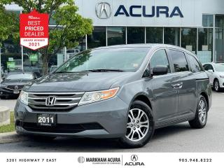 Used 2011 Honda Odyssey EX-L RES for sale in Markham, ON