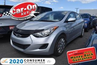Used 2013 Hyundai Elantra GL | NEW ARRIVAL for sale in Ottawa, ON
