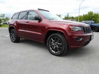 New 2021 Jeep Grand Cherokee 80th Anniversary Edition for sale in Trenton, ON