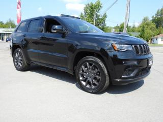 New 2021 Jeep Grand Cherokee High Altitude for sale in Trenton, ON