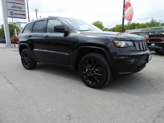 New 2021 Jeep Grand Cherokee Altitude for sale in Trenton, ON