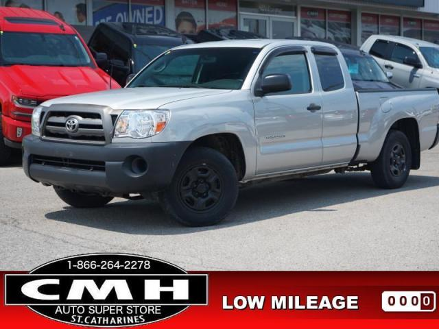 2009 Toyota Tacoma Base  AUX-PORT PWR-GROUP A/C BED-LINER